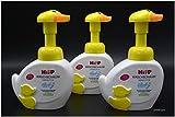 HiPP Babysanft Waschschaum 3er Pack – 3x 250ml