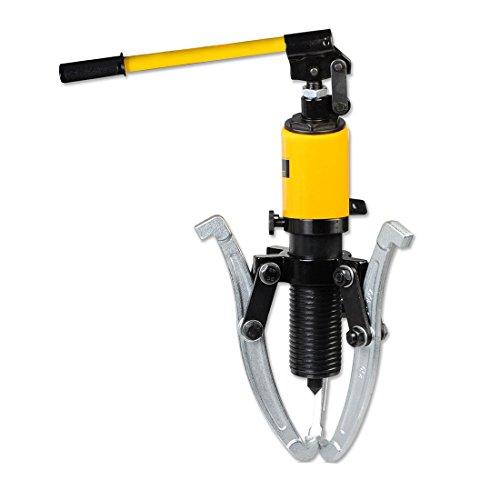 Hub Puller Set (Hydraulische Pumpe - TOOGOO(R)10 Ton Hydraulic Puller Lager Nabe Separator Garage Werkzeug-Set Kit)