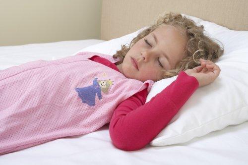 Halo Big Kids SleepSack - pink Prinzessin - 4-5 Jahre