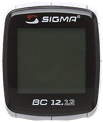 Sigma Sport BC 12.12 Cycle Computer (Fuel Saving)