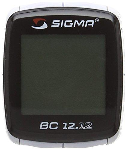 Sigma Sport Fahrradcomputer BC 12.12, 02120