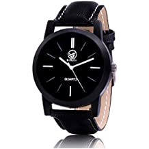 Embassy Watches for Boys/Watchess for Mens Watch for Boys Analoge Black Dial Watches (05)