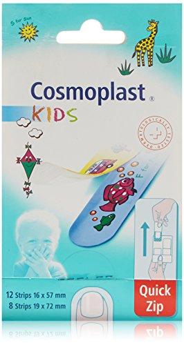 Cosmoplast Quick-Zip Cerotti Neonatoes - 20 unità