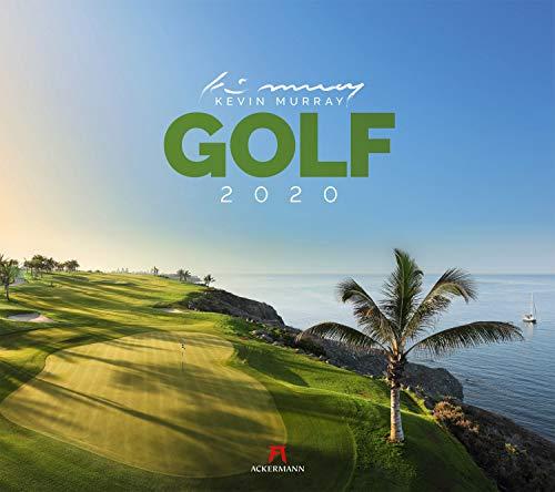 Golf 2020, Wandkalender mit Golfplätzen aus aller Welt im Querformat (54x48 cm) - Landschaftskalender / Naturkalender mit Monatskalendarium PDF Books