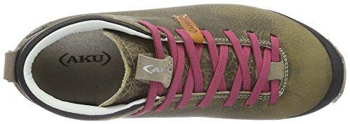 AKU Bellamont Fg Mid Gtx, Chaussures de fitness outdoor mixte adulte Beige - Beige (264)