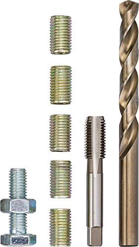 Vigor Reparatur-Gewindehülse M 10 X 1,50 X 20 Mm V4215 ∙ Schlüsselweite: M10