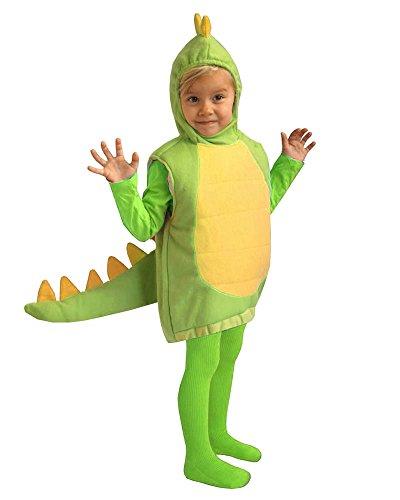 NO STEGO 98/104 KOSTÜM FASCHING KARNEVAL HALLOWEEN RUMMELPOTT DINOSAURIER (Kinder-dinosaurier-halloween-kostüm)