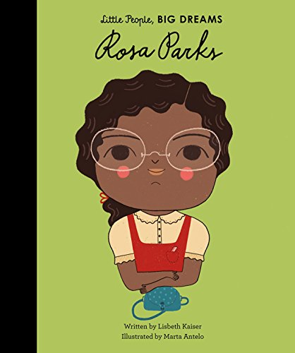 Rosa Parks (Little People, Big Dreams) por Lisbeth Kaiser
