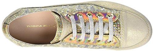 Tosca Blu - Citrino, Scarpe da ginnastica Donna Oro (Gold (ORO C98))