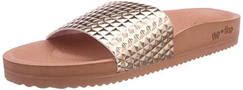 flip*flop Damen Pooltile Offene Sandalen, Pink (Ballet), 38 EU