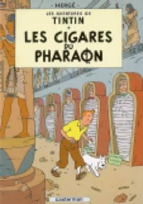 les-cigares-du-pharaon-by-author-herge-published-on-september-2006