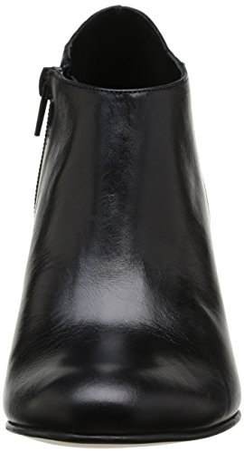 JONAK 088 10713cu H4, Stivali Donna Nero  (Noir (Cuir Noir))