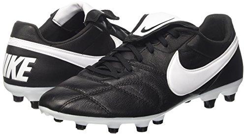 Nike Herren the Premier Ii Fg Fußballschuhe - Schwarz (Black/white Black 001) , 40.5 EU - 5