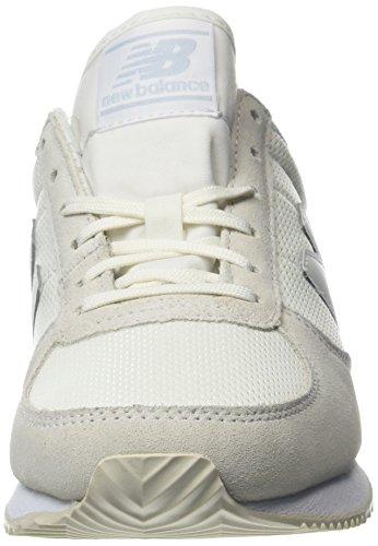 New Balance Damen WL220 Sneaker, Mehrfarbig (Sea Salt/WL220TS)