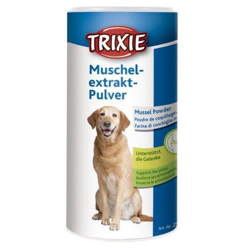 Trixie 2586 Muschelextrakt-Pulver, Hund 150 g