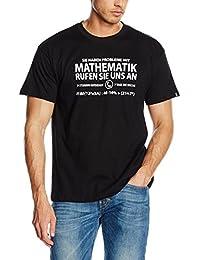 Sie haben Probleme mit Mathematik - Notdienst T-Shirt