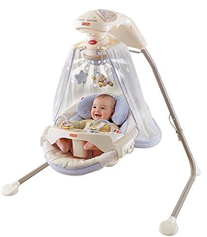 Fisher Price Sternenlicht Papasan Babyschaukel