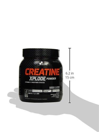 Olimp Creatine Xplode Orange, 1er Pack (1 x 500 g) - 6