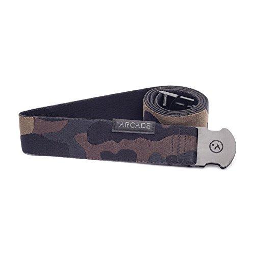 ARCADE Herren Accessoires/Gürtel Native Collection Sierra Camo camouflage verstellbar (Web Belt Camo)