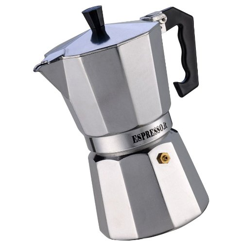 Scanpart 2790000012 Espressokocher, alu