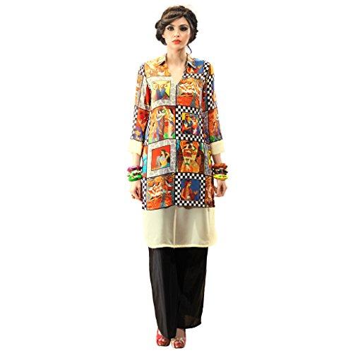 Admyrin-Women-Multi-colour-Georgette-Digital-Printed-Tunic