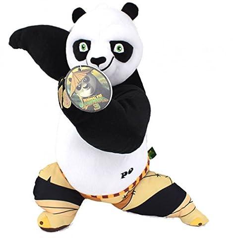 Kung Fu Panda Kuscheltier Stofftier Teddy Plüschfigur Puppe Plüsch 40cm