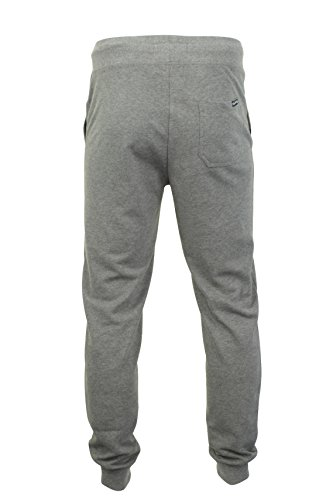 Tokyo Laundry Herren Jogger Jogginghose 'Lynnwood' Mid Grau Marl