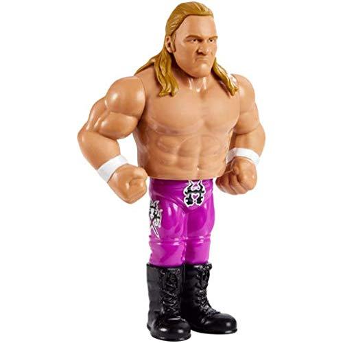 WWE - FJG58 - Retro Kollektion - Triple H - 12cm Actionfigur (Wwe Action-figuren Triple H)