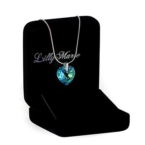 LillyMarie-Silberkette-aus-925-Silber-mit-original-Swarovski-Elements-Herz-Anhnger-blau-mit-Schmucketui-Ideal-als-Geschenk-fr-Frau-oder-Freundin-zum-Valentinstag