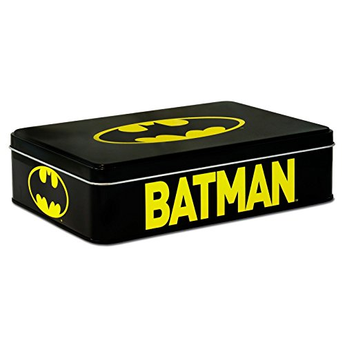 DC Comics - Batman - Sandwichdose Brotdose - Logo