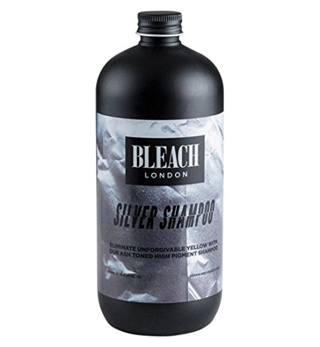 Bleach London Shampoo, 500 ml, Silver - 4.5 Star rating & 8 Reviews