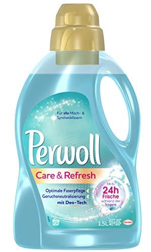Perwoll Care & Refresh, 4er Pack (4 x 20 Waschladungen)