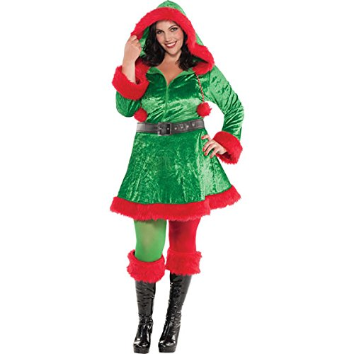 Kecke Elfe - XL (Kostüm Frauen Halloween Elf)