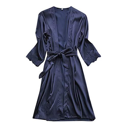 Kimono Mujer Verano Bata Karate niño Talla Grande