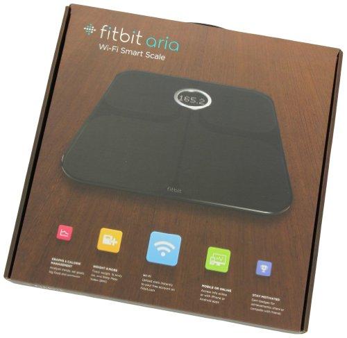 Fitbit FB201B Personenwaage Wifi Aria schwarz - 9