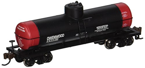 Bachmann Industries Inc. ACF 36 '15,2 cm 10.000 Gallonen single-dome Tank Car owenwood Motor Oil – N Maßstab (Motor Dome)