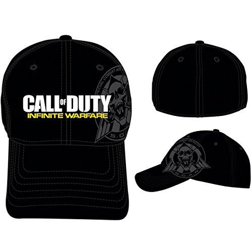 call-of-duty-infinite-warfare-logo-flexfit-cap
