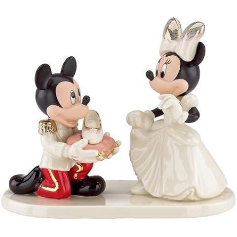 Cake topper DISNEY - Topolino e Minnie