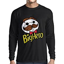 N4423L Camiseta de manga larga Big Hero