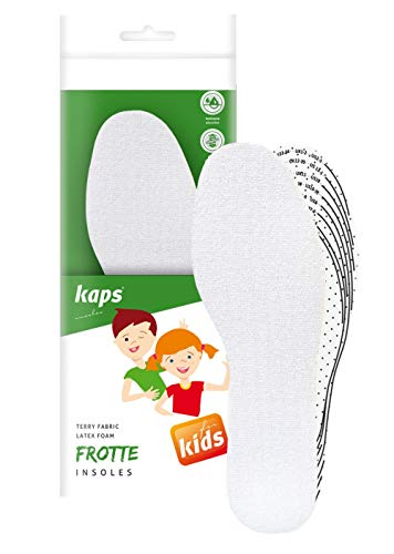 Plantillas de zapato para niños