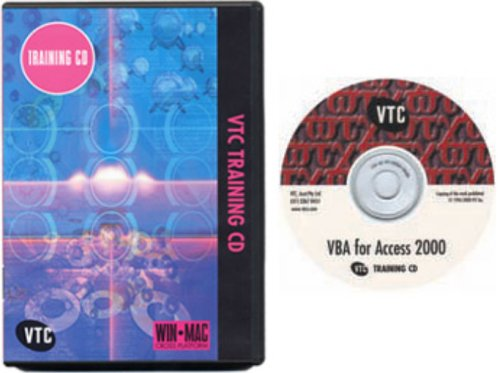 Microsoft Visual Basic for Access Training CD Test
