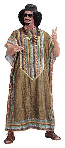 Widmann 9489A - Erwachsenenkostüm Afrikanischer Diktator, Größe L / (Das Amazon Kostüm Diktator)