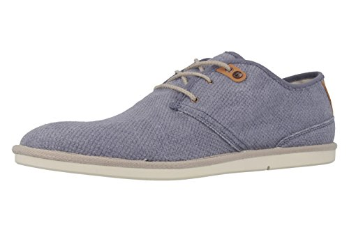 TIMBERLAND - City Shuffler - Herren Sneaker - Blau Schuhe in Übergrößen, Größe:50