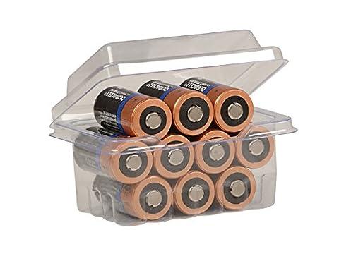 wns-emg-world Duracell Ultra Photo Foto Lithium Batterie CR123A EL123 CR17345 paquet de 40 pièces