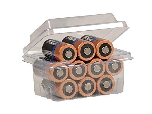 Duracell CR123-BU-10 Photobatterien (10 Stück, - Lithium-batterie-ladegerät Cr2