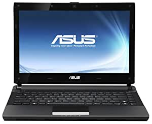 Asus U36JC-RX282V 33,8 cm (13,3 Zoll) Notebook (Intel Core i5 480M, 2,6GHz, 4GB RAM, 500GB HDD, NVIDIA GF G310M, Win 7 HP) schwarz