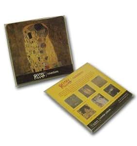 Coaster Set Klimt