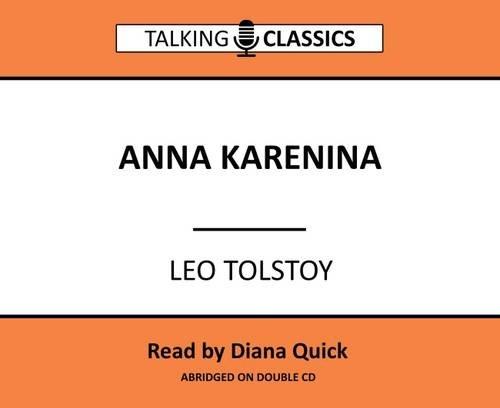 Anna Karenina (Talking Classics)