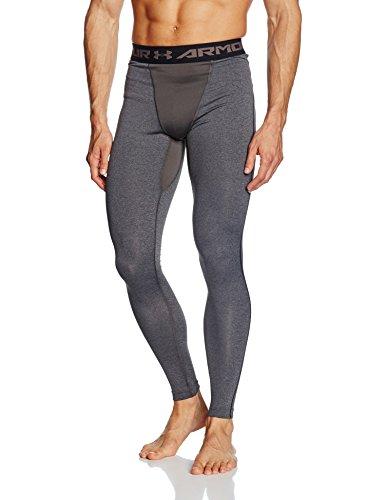 Under Armour Herren Fitness Hose und Shorts CG Leggings Carbon Heather/Black