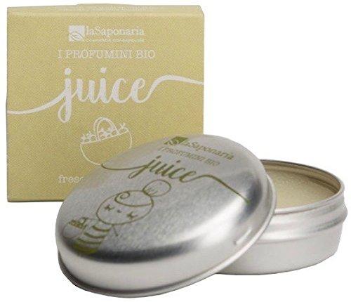 La Saponaria, Profumino bio Juice - fresco e frizzante (15ml)